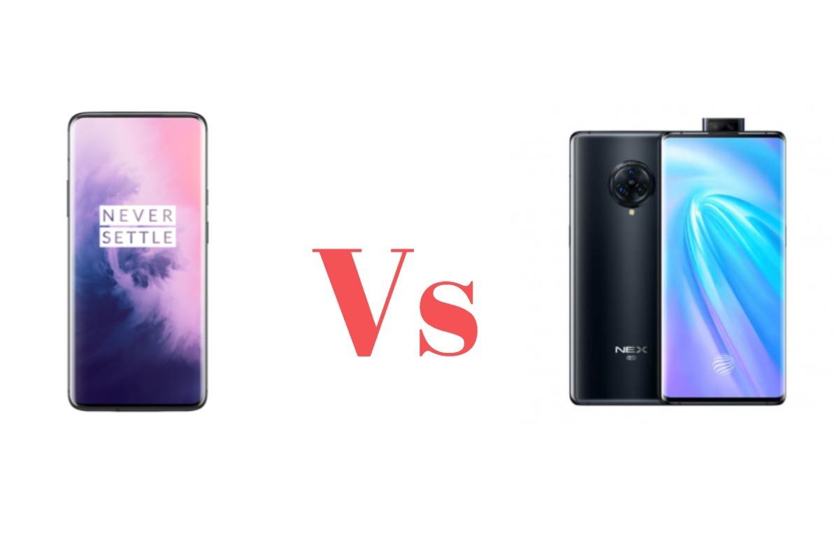 Vivo NEX 3 vs OnePlus 7 Pro