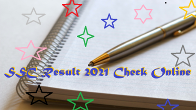 SSC Result 2021 Check Online