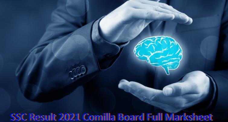 SSC Result 2021 Comilla Board Full Marksheet