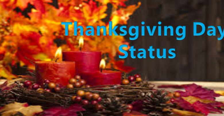 Thanksgiving Day Status