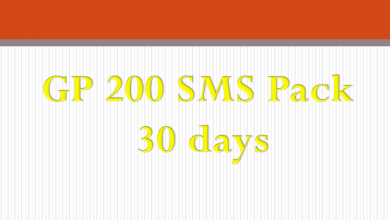 GP 200 SMS Pack Validity 30 Days
