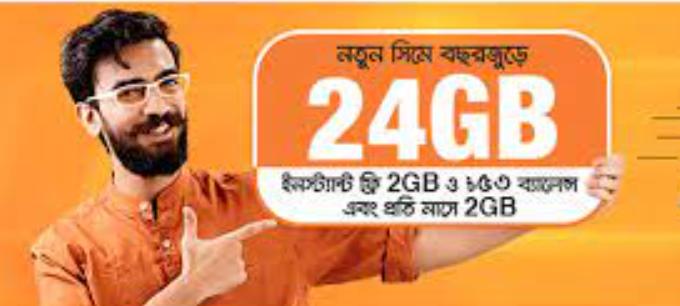 Banglalink New SIM Internet Offer 2021