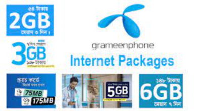 GP 4G Internet Pack 2021