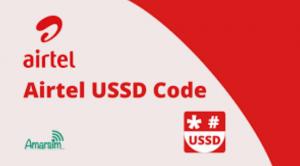 Airtel All USSD Code 2021
