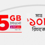 Robi Monthly Internet Offer 2021