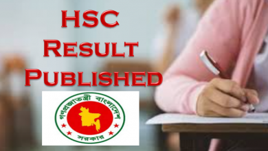 HSC Result Published 2020- All Board
