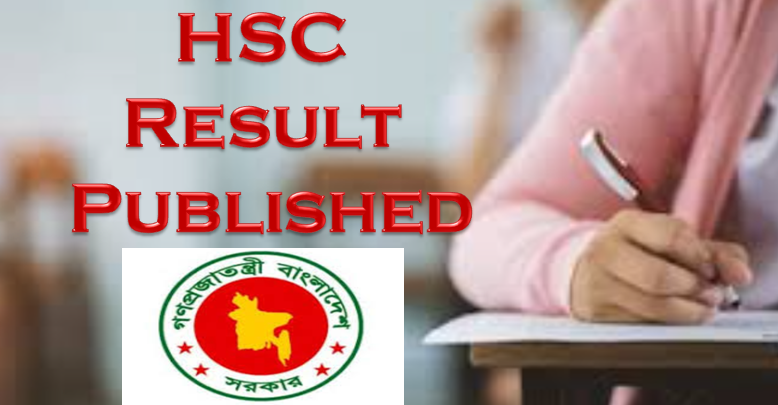 HSC Result Published 2020- All Board