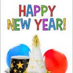 Happy New Year Sweet Wishing