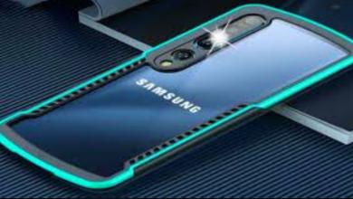 Samsung Galaxy Oxygen Premium 2021