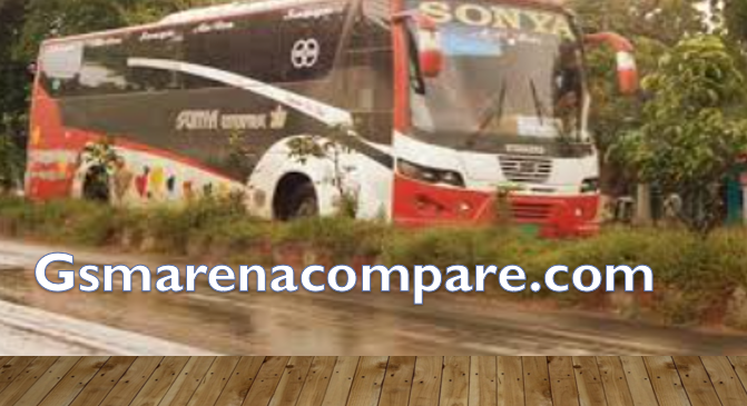 Sonya AC Bus Schedule, Counter address