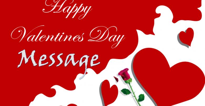 Happy Valentine's Day Romantic SMS & Message