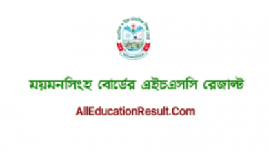 Mymensingh Board HSC Result And Marksheet 2021