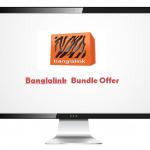 Banglalink 498TK And 598TK Special Bundle Offer