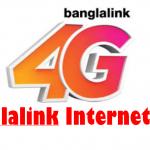 Banglalink Monthly Internet Offer