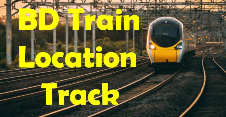 Bangladesh Train Location Track