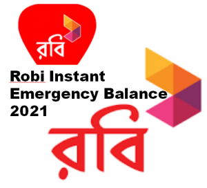 Robi Instant Emergency Balance 2021