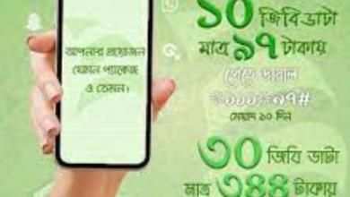 Teletalk Shotobrosho 17GB Free Internet Offer 2021