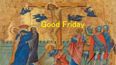 When is Good Friday