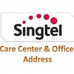Singtel Hotline, Care Center, Main Office Address, Email Address Details