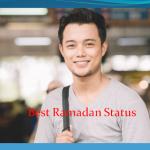 Best Ramadan Status