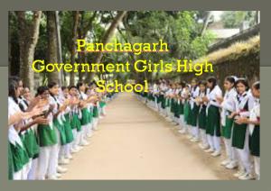 Panchagarh Government Girls High School