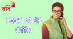 Robi MNP Offer 2021