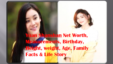 Yuan Shanshan Net Worth, Measurements, Birthday, Height, weight, Age, Family Facts & Life Story