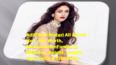 Aditi Rao Hydari All About Her - Net Worth, MeasuremenFamily ts, Birthday, Height, weight, Age, Facts & Life Story